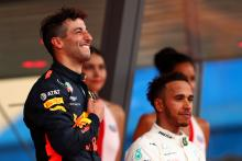 The F1 world champion Ricciardo can learn from