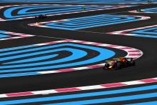 F1 French GP - Free Practice 1 Results