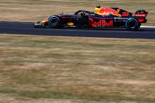 Verstappen brushes off Silverstone FP2 crash