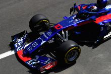 Honda's confidence higher working with Toro Rosso - Key