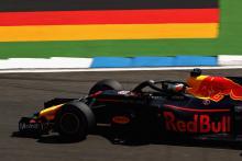 F1 German GP - Free Practice 1 Results