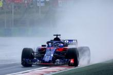 Hartley 'put my balls on the line' for first Q3 appearance
