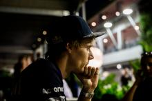 Brendon Hartley interview: 'I'm fighting on to stay here'