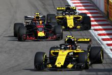 Verstappen almost crashed on opening lap of Sochi charge