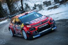 Sebastien Ogier, Citroen Total WRT, WRC,