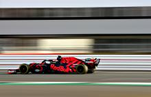 "Verstappen left ""smiling"" after first Honda-Red Bull F1 run"