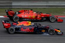 Vettel predicted Verstappen's overtaking attempt