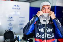 Albon: Toro Rosso giving me confidence in F1