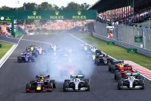"""Bottas says Turn 1 lock-up led to first lap """"mess"""""""