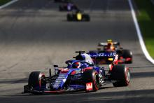 Kvyat: Albon got too much credit for Red Bull debut