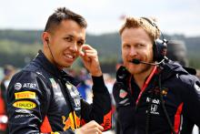 """Very mature"" Albon impresses Red Bull on Spa debut"