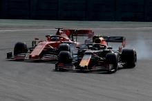 Albon can 'hold head high' with Brazil performance - Horner
