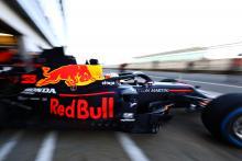 """Verstappen enjoys """"very positive"""" first run in new Red Bull"""