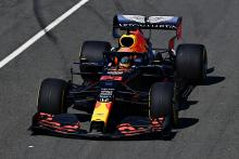"""Albon was 'right back into it' during """"seamless"""" Red Bull F1 test"""