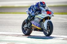 Smith: No choice but attack in MotoE finale