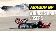 Aragon MotoGP Winners & Losers - Thumbnail