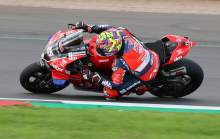 BSB Donington Park GP - Free Practice Results (2)