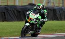Danny Buchan - Massingberd-Mundy Kawasaki [credit: Ian Hopgood]