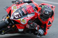 Redding edges Brookes for pole as Mackenzie suffers heavy fall