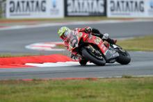Brookes on pole as BSB Showdown contenders falter