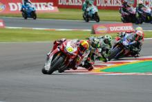 Podium treble fires Fores, Honda into Title Showdown contention