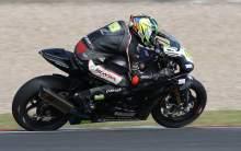 Andrew Irwin - Honda Racing [credit: Ian Hopgood]