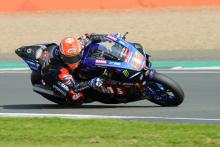 Mackenzie marches to maiden BSB pole, Redding front row