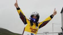 Chilton celebrates first win with Motorbase Performance
