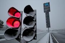 F1, Pre-season testing, snow,