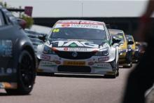 Cook takes stunning race two win from ninth