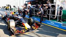 Red Bull: 'Dream start' to claim Honda's first F1 podium since '08