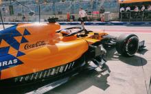 McLaren's Sainz takes on host of F1 engine element changes