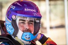 Alonso embarks on maiden Dakar Rally car test