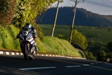 Dunlop makes winning return at Armoy after breaking pelvis