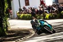 Harrison reels in Hickman for Senior TT victory at Isle of Man TT