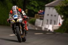 Peter Hickman, Smiths Racing Triumph, Isle of Man TT,