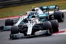 Wolff: Three Mercedes 1-2's not representative of season