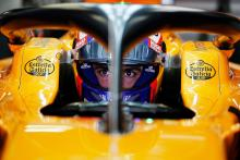 Leading McLaren F1 recovery bid a 'huge motivation' for Sainz