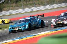Paffett wins DTM opener for Mercedes