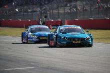 Paffett 'disappointed' with result despite claiming points lead