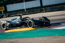"Mercedes Formula E team completes ""successful"" first test"