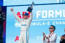 Debut FE podium 'far more than expected' for Mercedes