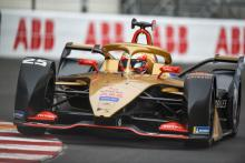 Vergne fends off Rowland for Monaco E-Prix FE win