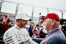 Hamilton: I'd still be a one-time F1 champion without Lauda