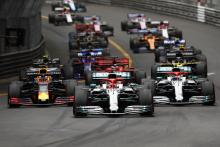 F1 Driver Ratings - Monaco Grand Prix