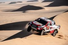 Alonso: My Dakar dream keeps getting better and better