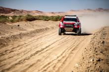 Alonso scores maiden rally raid podium in Saudi Arabia