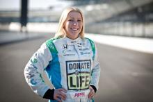 Pippa Mann seals 2018 Indy500 seat with Dale Coyne Racing