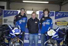 Rory Skinner, Brad Jones, Integro Yamaha,