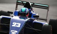 Monger eyeing move up to new FIA F3 series for 2019